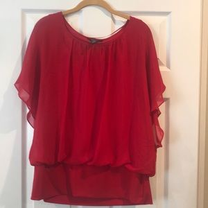 Style & Co. flutter top